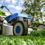 Rasenmäher Defekt, Benzin Rasenmäher selbst reparieren