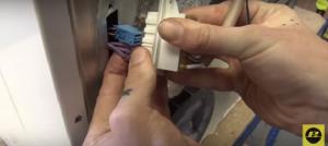 Wie ersetzt man das Heizelement an einem Bosch Trockner?