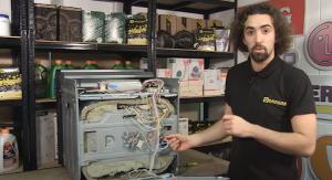Die Leitungen und Platine