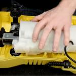 Wie behebe ich elektrische Fehler am Kärcher Hochdruckreiniger?