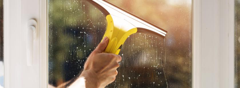 Kärcher Fenstersauger Tipps und Tricks